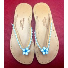 Blue Rose Sandal