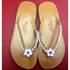 Purple Rose Sandal
