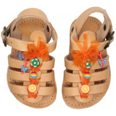 Gladiatrix Sandal for Girls