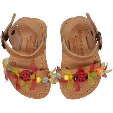 Ladybug Baby Sandal
