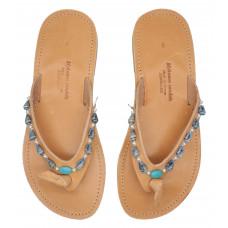 Beads and Shells Sandal