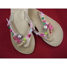 Ladies Doll Sandal