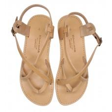 Delicate Strap Greek Sandal