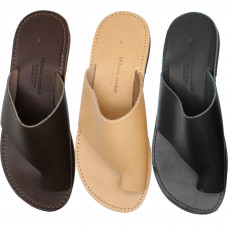 Mens Covered Toe Sandal