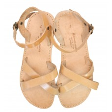 Cross Buckle Sandal